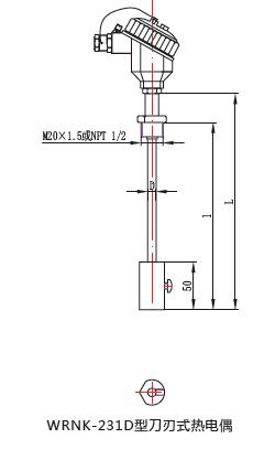 stm32热电偶测温电路原理图